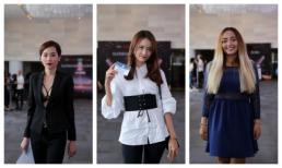 Bạn gái cũ Lê Hiếu, chị gái Nam Em và nhiều mỹ nhân Việt nô nức đi casting The Face mùa 2