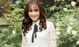 Nữ diễn viên 'Cầu vồng tình yêu' Hồng Diễm ngày càng xinh đẹp