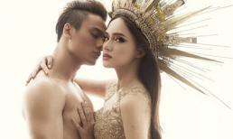 Hương Giang Idol hóa 'nữ thần mặt trời' bên trai đẹp sáu múi