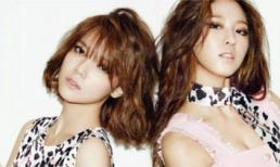 2 thành viên Seolhyun và Jimin của AOA đang ở Việt Nam?