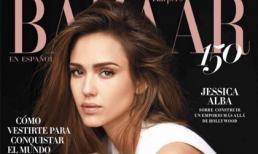 'Thiên thần bóng tối' Jessica Alba khoe vẻ đẹp gợi cảm, đẳng cấp của gái 2 con