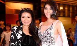 Cô con gái bốc lửa nhưng chịu thương chịu khó của nữ diễn viên Kiều Trinh
