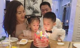 Phan Thị Lý và chồng đại gia tổ chức tiệc sinh nhật cho con gái