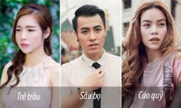Sao Việt và cách gọi anti-fan mà ai nghe xong cũng phải 'choáng'