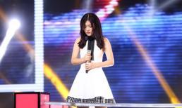 The Voice 2017: Thu Minh 'tiêu tan mọi đau buồn' sau phần biểu diễn của cô bé người Hàn