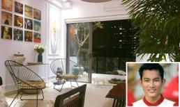 Không gian trang nhã bên trong ngôi nhà của siêu mẫu Lê Trung Cương