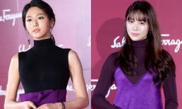 Cùng diện đồ tím, Seolhyun (AOA) vẫn sang chảnh 'ăn đứt' đàn chị