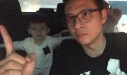 Khải Anh - Ông bố ''bá đạo' nhất showbiz Việt: Bắt con khóc theo nhịp đếm!