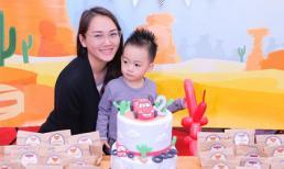 Cựu siêu mẫu Ngọc Thạch tổ chức sinh nhật hoành tráng cho con trai