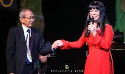 Ca sĩ Ánh Tuyết bật khóc trước cáo buộc của gia đình nhạc sĩ Nguyễn Ánh 9