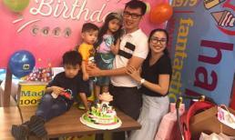 Vợ chồng Ốc Thanh Vân tổ chức sinh nhật cho con gái thứ 2