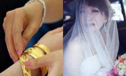 Nghe mẹ chồng nói về mẹ đẻ, cô dâu đang mặc nguyên áo cưới đem trả lại nhà chồng đại gia toàn bộ số vàng rồi dắt mẹ về quê