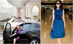 'Choáng' trước khối tài sản hơn 50 tỷ đồng của Hoa hậu Đền Hùng Giáng My