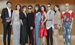 Loạt gương mặt hot nhất MXH Việt cùng xuất hiện trên thảm đỏ Influence Asia 2017