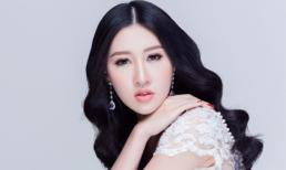 Hoa hậu Huỳnh Thúy Anh làm giám khảo trao giải tại Miss Asia Beauty 2017
