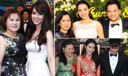 Đâu cần xem 'Sống chung với mẹ chồng', đây là những bà mẹ chồng đời thực của sao Việt