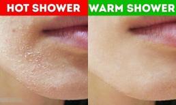 Những thói quen sai lầm khi tắm làm da bạn xấu đi từng ngày