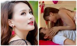 'Nàng dâu' Bảo Thanh: Đưa con sang nhà ngoại tránh mặt lúc bố mẹ chồng xem 'cảnh nóng' trên phim