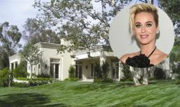 Katy Perry tậu siêu biệt thự gần 430 tỷ đồng sau khi chia tay Orlando Bloom