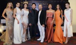 Đức Hùng nổi bật bên dàn người đẹp Hoa hậu Hòa bình Thế giới
