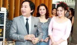 NSƯT Kim Tử Long trẻ trung và hạnh phúc trong lễ ăn hỏi con gái