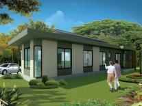 10 mẫu nhà một tầng đẹp - giấc mơ trong tầm tay