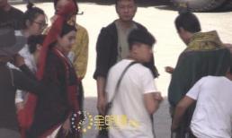 Tiết lộ cảnh đám cưới của Phạm Băng Băng trong 'Võ Tắc Thiên' thứ 2