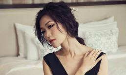 Hoa hậu Thùy Dung quyến rũ trong hình ảnh quý cô xinh đẹp