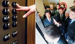 Vào thang máy bạn chọn đứng vị trí nào? Nó tiết lộ khả năng làm việc của bạn