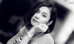 Việt Trinh xinh đẹp khi chụp ảnh đen trắng