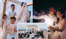 Đám cưới bạc tỷ vô cùng lãng mạn của Hằng Túi - vợ cũ em trai Đăng Khôi