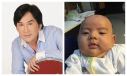 Lộ diện con trai thứ hai siêu đáng yêu của NSƯT Kim Tử Long