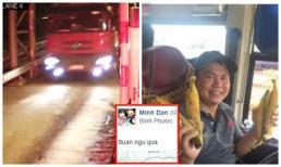 Status 'định mệnh' của tài xế xe khách trước khi vụ tai nạn thảm khốc ở Gia Lai xảy ra