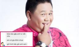 Lộ loạt tin nhắn mới Minh Béo gạ gẫm trai lạ nghi khiến cư dân mạng dậy sóng
