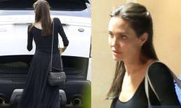 Angelina Jolie béo lên trông thấy sau tin đồn tái hợp Brad Pitt