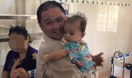 Dù bị 'ném đá', Minh Béo vẫn tươi rói đi làm từ thiện