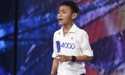 'Cậu bé chăn vịt' 13 tuổi lay động trái tim khán giả với ca khúc hát về cha