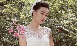 Những lần Nhã Phương diện váy cô dâu đẹp như thiên thần
