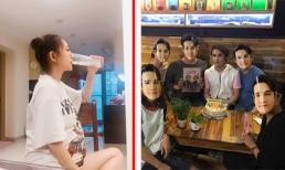 Hot girl và hot boy Việt 17/5/2017: Yến Xôi khoe bụng bầu lớn, Huỳnh Lập tổ chức sinh nhật bên bạn bè