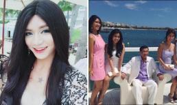 Hot girl và hot boy Việt 22/5/2017: BB Trần đáp trả khi bị chê về giới tính, chị em chồng Hà Tăng chúc mừng sinh nhật bố