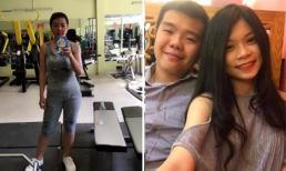 Hot girl và hot boy Việt 25/5/2017: 'Thị Nở tái sinh' đi tập gym để mong có dáng đẹp, em gái Phan Hiển rạng rỡ bên người yêu