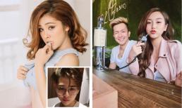 Hot girl và hot boy Việt 28/5/2017: Phương Quỳnh 'lột xác' khi xuống tóc, Quỳnh Nhi cùng chồng uống trà sữa theo cách lạ