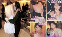 'Bắt tại trận' những lần Lâm Chí Linh bị quan chức, fan cuồng 'sàm sỡ'