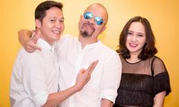 NTK Đức Hùng thân thiết với vợ chồng 'họa mi' Khánh Linh