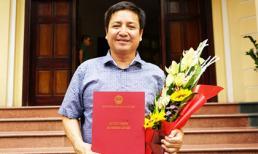 NSƯT Chí Trung được bổ nhiệm làm Giám đốc Nhà hát Tuổi trẻ
