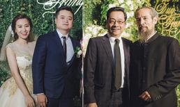 Đám cưới con trai ông trùm Phan Quân 'Người phán xử' - Hoàng Dũng