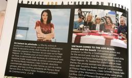 Lý Nhã Kỳ tiếp tục là gương mặt xuất hiện trên tạp chí Gala
