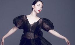 Linh Nga làm 'nàng thơ' của NTK Đức Hùng trong loạt thiết kế dạ hội