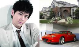 Lâm Chí Dĩnh khoe biệt thự, siêu xe ở tuổi 42