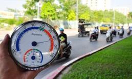 Hà Nội phá vỡ kỷ lục nắng nóng 46 năm